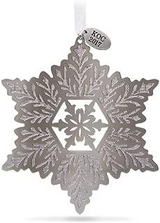 A Glistening Gift For You 2017 Hallmark Premier Club Exclusive Keepsake Ornament