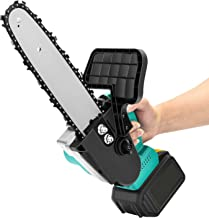 Vogvigo Cordless Power Saw, 900w Small Handheld Cutting Machine,21v Cordless Electric Saw,Pruning Shears with Protective B...
