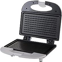 GDYJP Four à Plaque électrique Mini Petit-déjeuner Barbecue Barbecue de Steak frente antiadhésif Machine à Pain Gril Mini ...