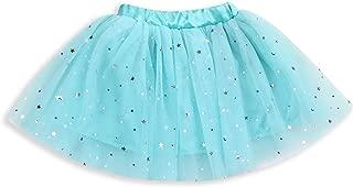 Viworld Baby Girls Sparkle Tulle Skirt Layered Toddler Dancing Party Tutu Princess Ballet Dress