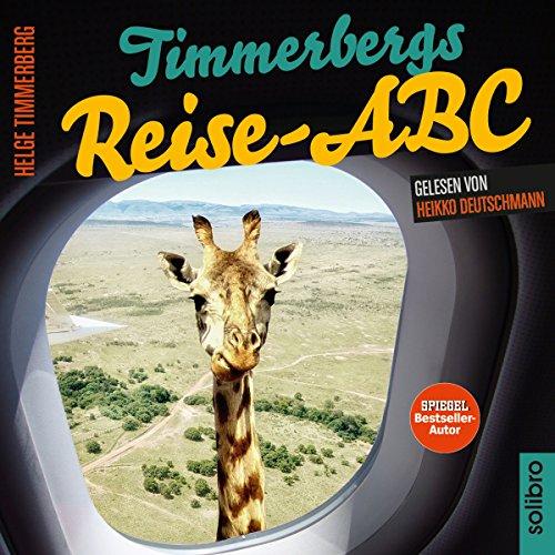 Timmerbergs Reise-ABC Titelbild