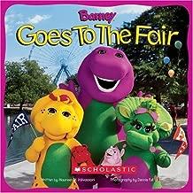 By Maureen M. Valvassori Barney Goes to the Fair [Paperback]