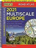 2021 Philips Multiscale Road Atlas Europ