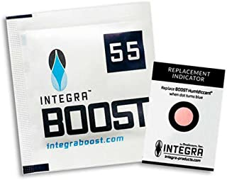 Integra Boost Humidity Control Humidiccant Packet (10 pack) (8g 55% R.H.)
