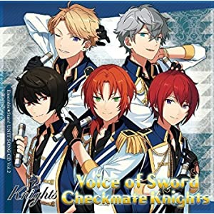 Ensemble Stars! Unit Song Cd Vol 2 Knights