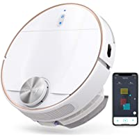 Eufy RoboVac L70 Hybrid, Robot Vacuum Cleaner with 2-in-1 Sweeping and Mopping,Wi-Fi, 2200Pa Strong Suction, Quiet, Self-Charging Robotic Vacuum