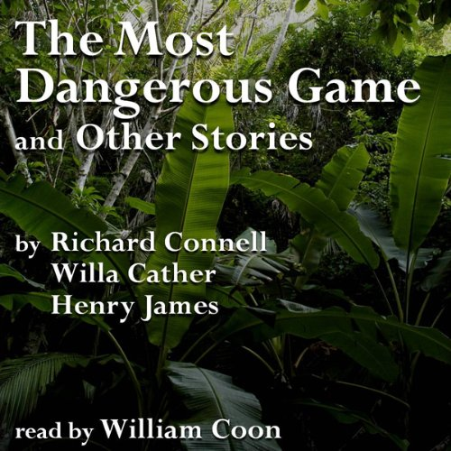 The Most Dangerous Game and Other Stories audiobook cover art