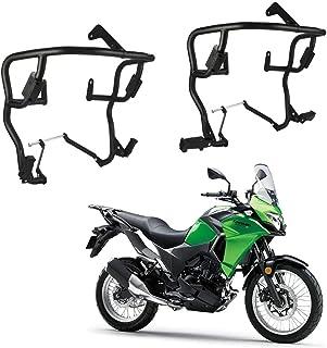 Protetor Motor E Carenagem C Pedaleira Kawasaki Versys 300