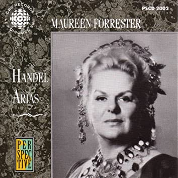 Forrester, Maureen: Handel Arias From Oratorios and Operas