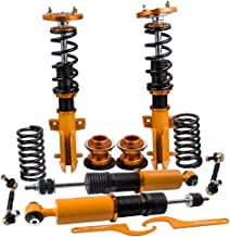 For Ford Mustang 2005-2014 Suspension Shock Absorbers Coilovers Struts Adj. Height & Mount