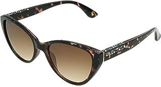 NINE WEST Women's Trish Sunglasses Cat Eye