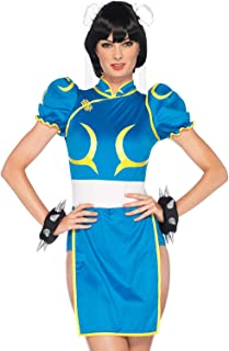 Women's Street Fighter ChunLi Costume