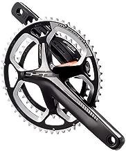 FSA Gossamer Pro 386EVO ABS DB Road Bicycle Crankset (Black - 46/36t - 172.5 w/o BB N-11)