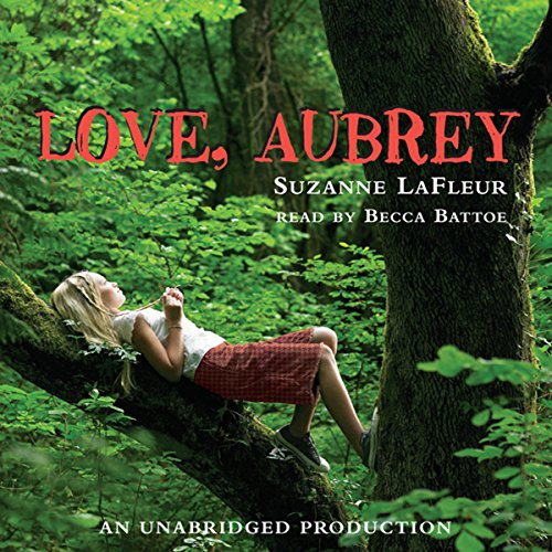 Love, Aubrey audiobook cover art
