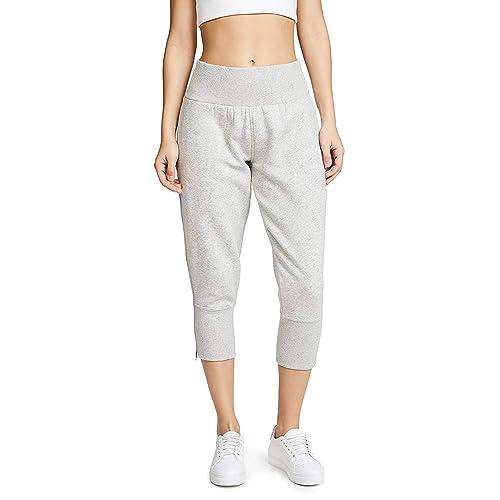 adidas by Stella McCartney Womens Essential 3/4 Sweatpants