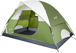 SPITZE FORGE 2/4 Person Dome Camping Tent, Waterproof...