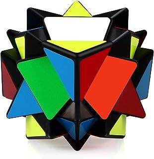 Maomaoyu Magic Axis Cube Transformateurs Speed Puzzle Cube de Vitesse Magique Cadeau de Vacances pour Enfants Adultes