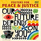 Posters for Peace & Justice 2021 Wall Calendar: A History of Modern Political Action Posters