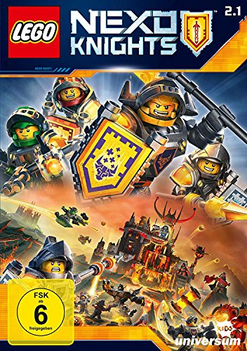 Lego Nexo Knights Stagione 2 Volume 1
