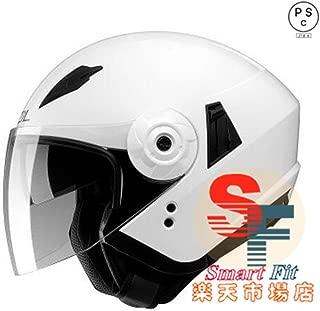 多色選択可能 バイク ヘルメット バイク用  高密度ABS ジェット 3/4ヘルメット ハーレー サングラス付き PSC付き 春、夏、秋、冬 SOL-SO5[商品14/L]