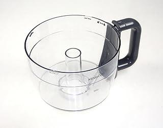 KM266 KM261 KM262 KM264 KM265 Ciotola Tazza Contenitore Acciaio Inox Originale Kenwood per Kitchen Machine Prospero KM260 KM263
