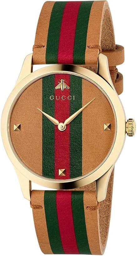 Gucci orologio analogico ya1264077