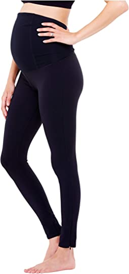 Maternity Active Leggings w/ Crossover