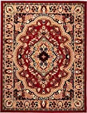 Carpeto Rugs Tapis Salon Rouge 80 x 150 cm Oriental/Verona Collection