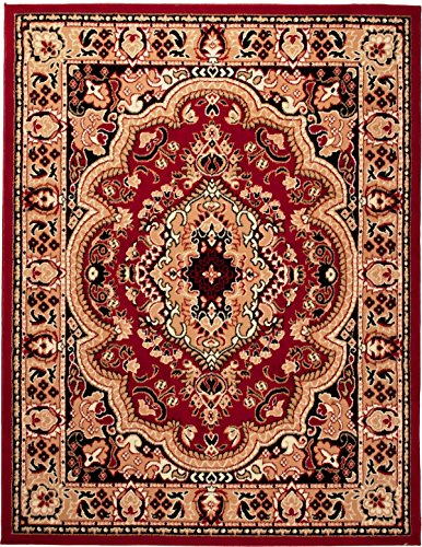 Carpeto Rugs Tapis Salon Rouge 200 x 300 cm Oriental/Verona Collection