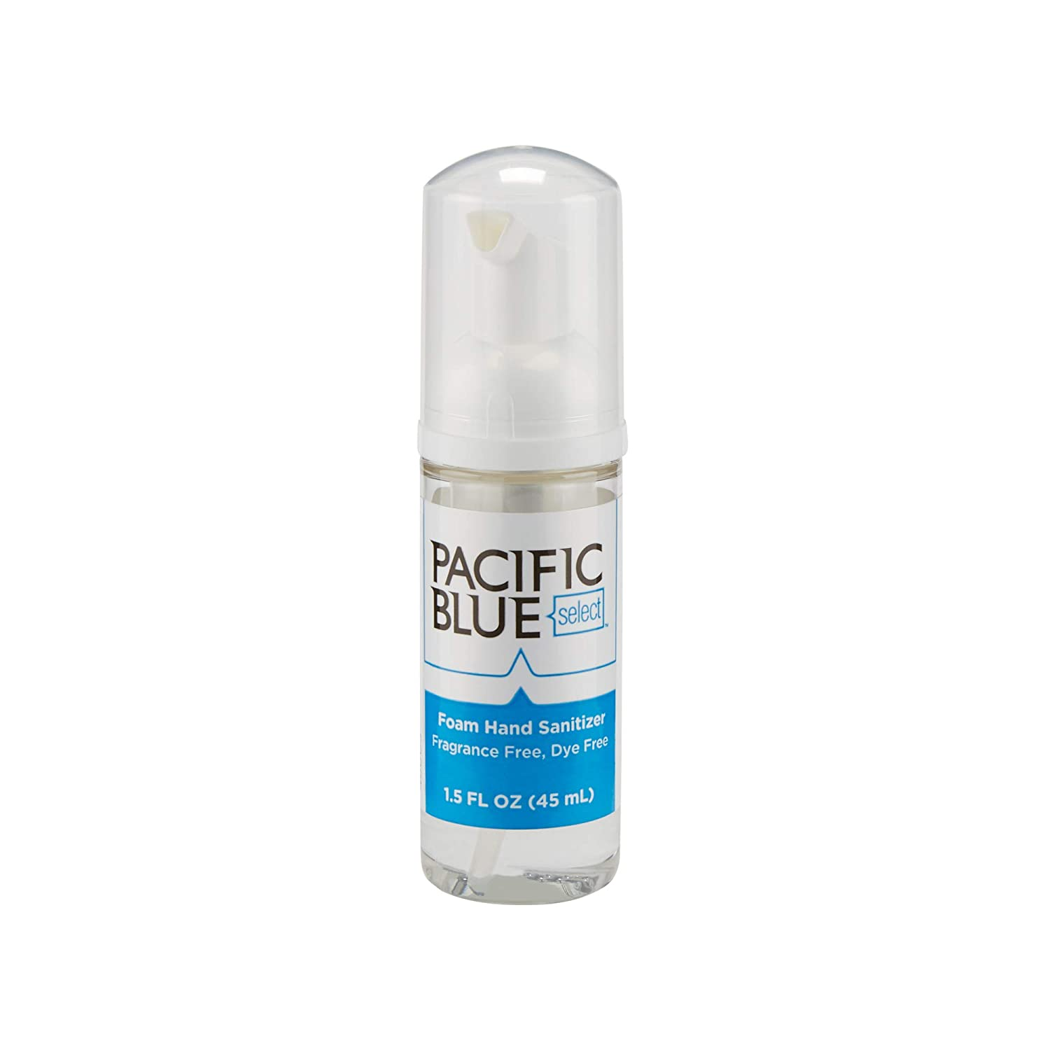 Pacific Ranking integrated 1st place Blue Select Personal Size Foam PRO GP Sanitizer by Ranking TOP6 Hand