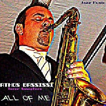 All of Me (Tenor Saxophone)