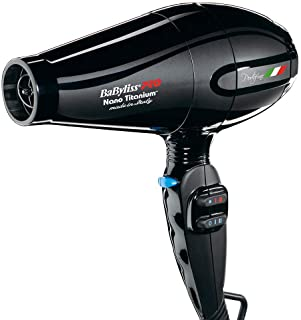 BaBylissPRO Portofino 2200W Hair Dryer, 1070 g