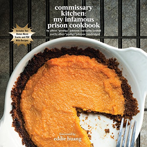 Commissary Kitchen audiobook cover art