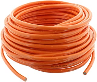 Polyurethanleitung H07BQ-F 3G 2,5mm2 PUR Kabel orange 50 Meter