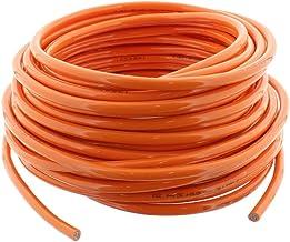 Polyurethaanleiding H07BQ-F 3G 2,5mm² PUR kabel oranje 25 meter