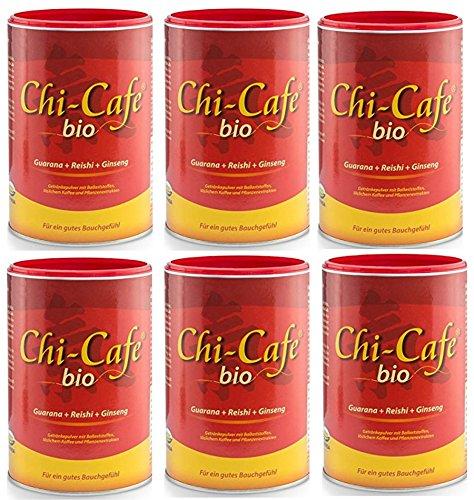 CHI CAFE BIO, 6 x 400 g