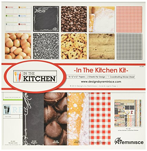 Reminisce in The Kitchen Collection Kit