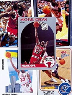 Michael Jordan 20 Card Set with 2-Piece Acrylic Case [Misc.]