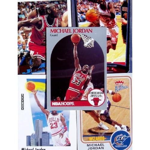 1e16902844a424 Michael Jordan 20 Card Set with 2-Piece Acrylic Case  Misc.