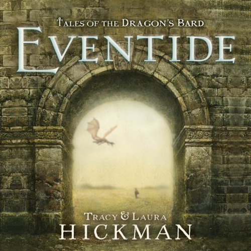 Eventide audiobook cover art