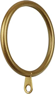 Best antique brass drapery hardware Reviews