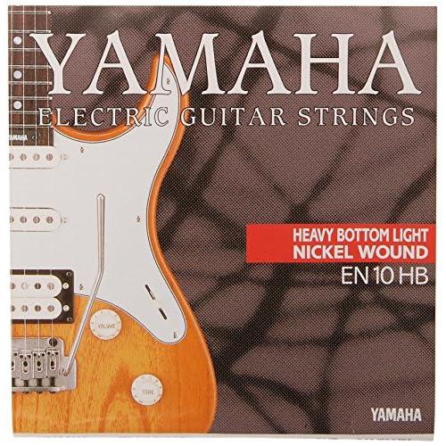 Yamaha-Corde per chitarra elettrica, EN10HB in acciaio