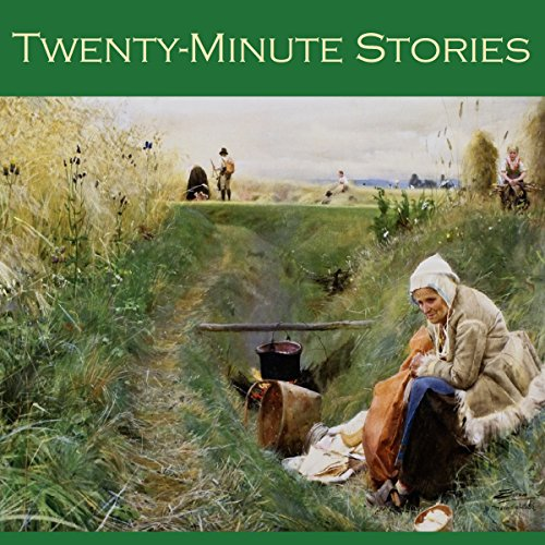 Twenty-Minute Stories audiobook cover art