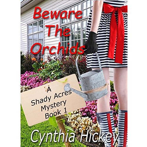 Beware the Orchids audiobook cover art