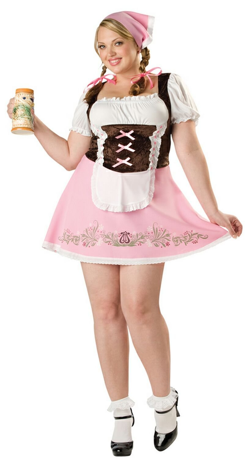 InCharacter Costumes Women's Fetching Fraulein Adult Costume