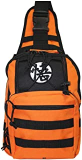 Dragon Ball Z Logo Mini Honda Mochila - Naranja