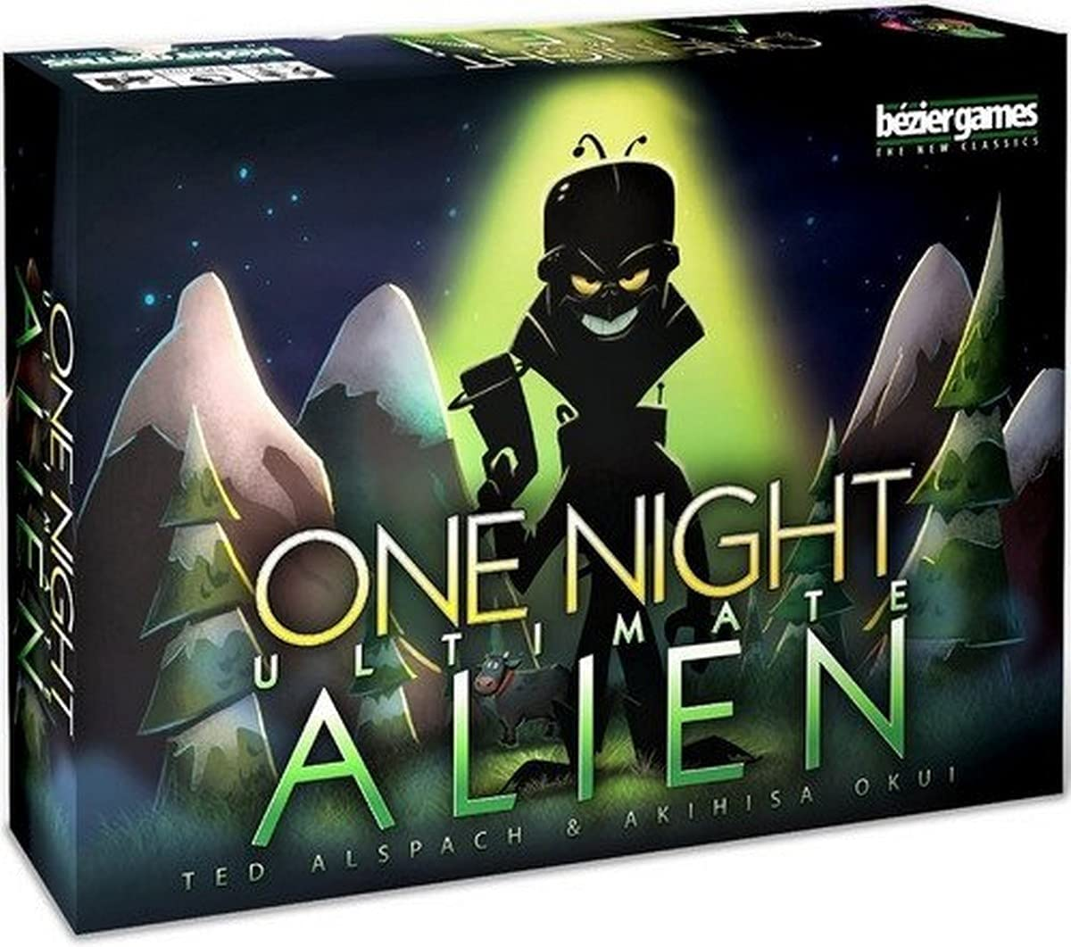 One Night Ultimate Vampire IN-HAND /& UNOPENED