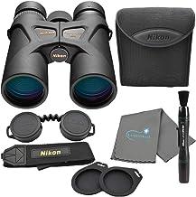 Nikon Prostaff 3S 8x42 Binoculars (16030) Bundle with a...