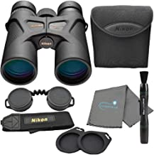 Nikon Prostaff 3S 8x42 Binoculars (16030) Bundle with a...