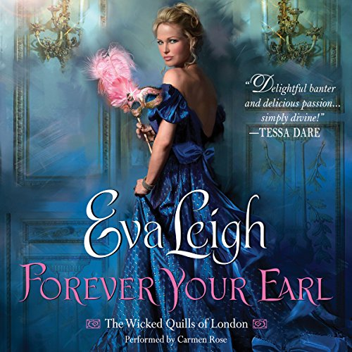 Forever Your Earl audiobook cover art